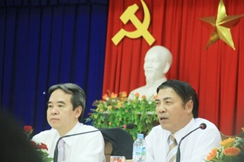 Ông Nguyễn Bá Thanh: Gỡ nợ xấu không đúng, dân gánh chịu