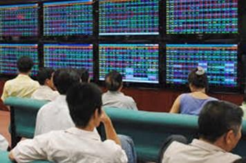 VN-Index trượt khỏi mốc 500 điểm