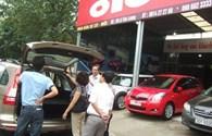 Giảm thuế trước bạ: Ôtô cũ hút khách