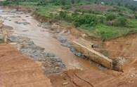 Vụ vỡ đập thủy điện Ia Krêl 2: Xem xét hai thủy điện nhỏ khác của Cty Bảo Long