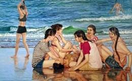 Cuộc gặp gỡ thú vị của Hứa Thanh Bình và 7 họa sĩ