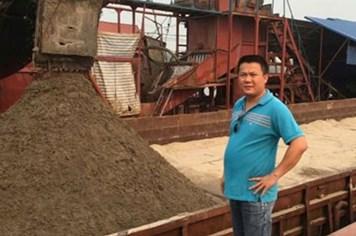 """Vụ Chủ tịch tỉnh Bắc Ninh bị """"cát tặc"""" đe dọa: Lộ chân tướng ông trùm nạo vét cát"""