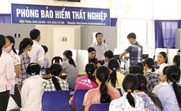 Giảm mức đóng BHTN cho DN đến 31.12.2019:  Hỗ trợ DN và đảm bảo quyền lợi người lao động