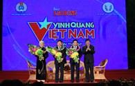 """Hội đồng bình chọn Chương trình Vinh quang Việt Nam - Dấu ấn 30 năm đổi mới"""": Công bố danh sách 30 tập thể, cá nhân xuất sắc"""