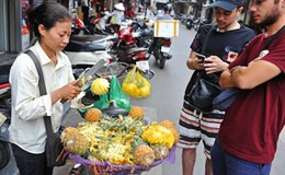 """Hà Nội - """"thiên đường ẩm thực"""""""