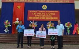 LĐLĐ huyện Yên Bình (Yên Bái): Hỗ trợ nhà ở cho đoàn viên