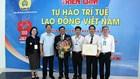 """Những tác giả """"Tự hào Trí tuệ Lao động Việt Nam"""" được Tổng LĐLĐVN tặng bằng khen"""