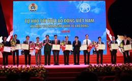"""Danh sách 30 sản phẩm triển lãm tại Chương trình """"Tự hào Trí tuệ lao động Việt Nam"""""""