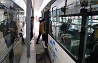 Xe buýt nhanh BRT: Đầu tư nghìn tỉ không hiệu quả, ai chịu trách nhiệm?