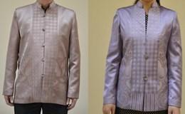 Chọn trang phục cho nguyên thủ dự APEC 2017: Phom dáng veston, có họa tiết hoa sen