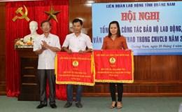 LĐLĐ tỉnh Quảng Nam: Hơn 1.900 đơn vị đạt chuẩn văn hoá