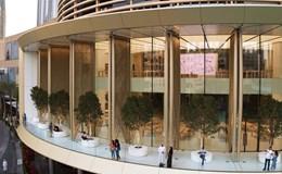 """Cửa hàng """"khủng"""" nhất của Apple tại Dubai"""