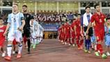 Chuyến du đấu của U.20 Argentina ở Việt Nam: Thái độ và bài học của một nền bóng đá