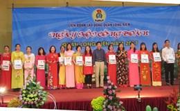 LĐLĐ quận Long Biên (TP.Hà Nội): Tiên phong vận động cấp thẻ ưu đãi đoàn viên công đoàn