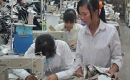 Gian nan lao động ngành dệt may