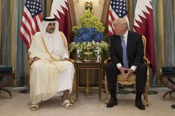 Mỹ trong vòng xoáy khủng hoảng Qatar