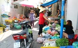 Thực phẩm bẩn tràn lan tại TPHCM: Dẹp các chợ tự phát trong tháng 7.2017
