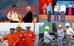 Những người truyền cảm hứng cho công nhân lao động