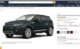 """Bản tin nóng công nghệ: Amazon bán siêu xe như bán rau; Vivo cho Apple, Samsung """"hít khói"""""""