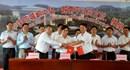 Ký kết thỏa thuận thiết lập quan hệ hữu nghị xã - trấn biên giới Việt - Trung