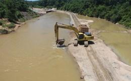 Khai thác cát gây ô nhiễm tại Khánh Hòa: Hàng trăm hộ dân rơi vào cảnh khốn đốn