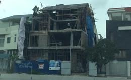 Khu biệt thự kiểu mẫu bị phá vỡ... quy hoạch mẫu