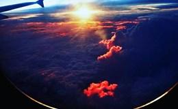 Tình yêu - máy bay và bầu trời