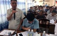Vụ tàu vỏ thép 67 tại Bình Định: Sẽ thay thế toàn bộ thép Trung Quốc