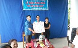 """LĐLĐ tỉnh Nghệ An: Phê duyệt hỗ trợ 21 """"Mái ấm CĐ"""" cho đoàn viên khó khăn"""
