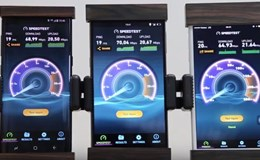 Hé lộ clip thử 4G trên Bphone 2