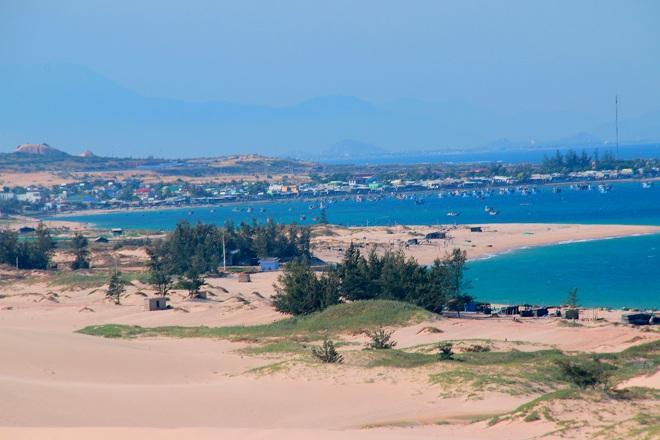 Sơn Hải - nơi đồi cát hùng vĩ chạy ra sát biển đẹp mê hồn - Ảnh minh hoạ 13