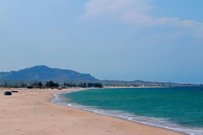 Sơn Hải - nơi đồi cát hùng vĩ chạy ra sát biển đẹp mê hồn - Ảnh minh hoạ 16