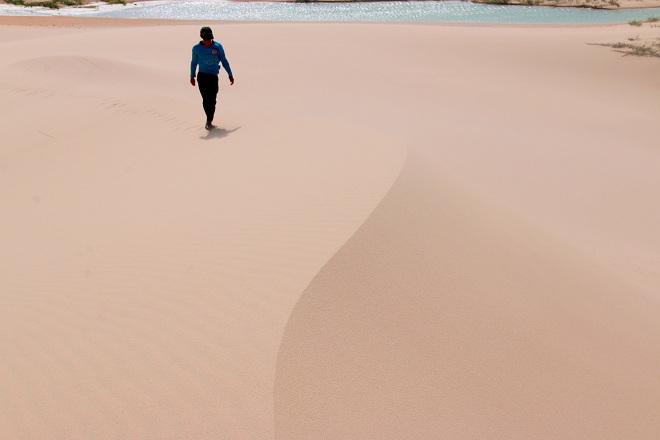Sơn Hải - nơi đồi cát hùng vĩ chạy ra sát biển đẹp mê hồn - Ảnh minh hoạ 6