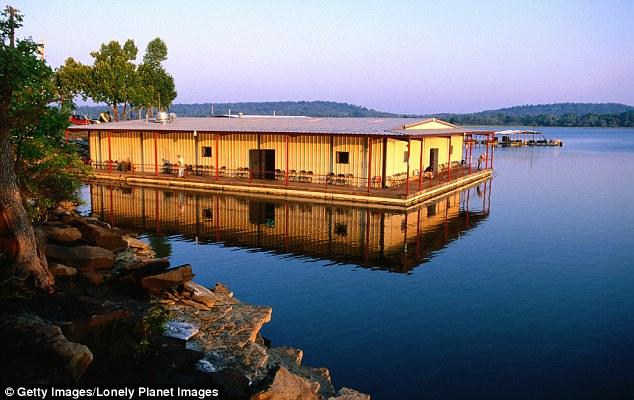 Khu vực Dava Harrell câu được con quái vật có hình thù kỳ lạ này làtại hồ Eufaula (Mỹ).
