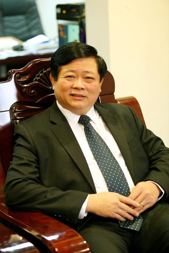 PGS-TS Nguyễn Thế Kỷ - Phó Trưởng ban Tuyên giáo Trung ương
