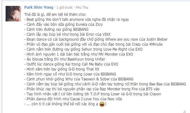 Không chỉ phần âm nhạc, MV cho ca khúc mới của Sơn Tùng M-TP cũng bị cư dân mạng soi và tìm ra những điểm tương đồng.