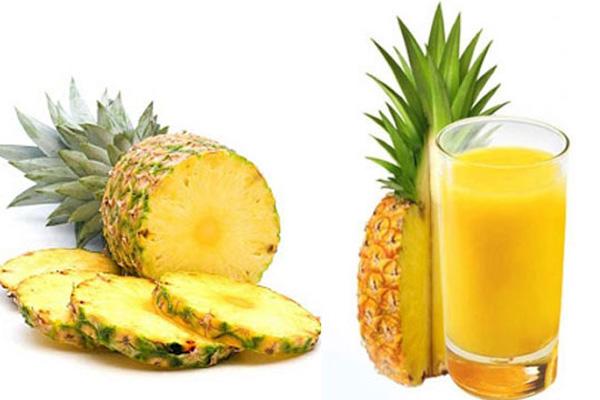 Hỗn hợp nước ép này rất giàu vitamin A, C và carotene có đặc tính chống viêm và chống oxy hoá.