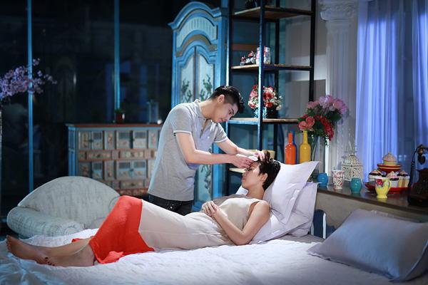 Câu chuyện tình của Noo – Tóc Tiên không có những bối cảnh cầu kì, tình tiết phức tạp...