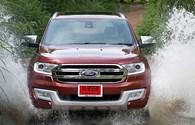 Nếu lên giá tiền tỷ, Ford Everest có còn đáng chờ đợi tại Việt Nam?