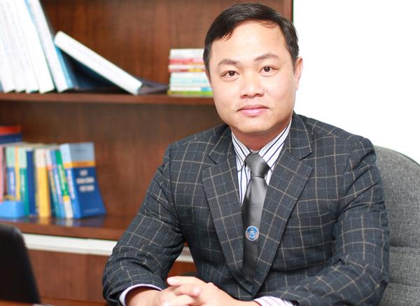 Luật sư Phạm Ngọc Minh.
